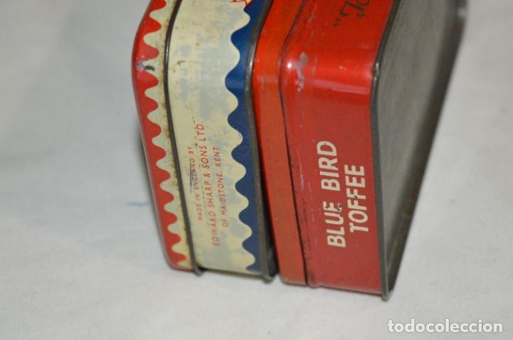 Cajas y cajitas metálicas: Inglesas 3 CAJAS / Cajitas HOJALATA LITOGRAFIADA - Antiguas, vintage/variadas ¡Mira fotos/detalles! - Foto 8 - 273729293