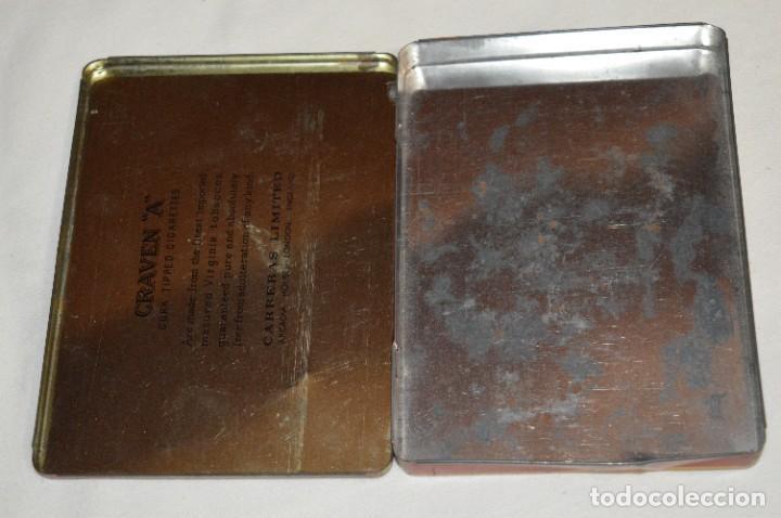 Cajas y cajitas metálicas: Inglesas 3 CAJAS / Cajitas HOJALATA LITOGRAFIADA - Antiguas, vintage/variadas ¡Mira fotos/detalles! - Foto 15 - 273729293