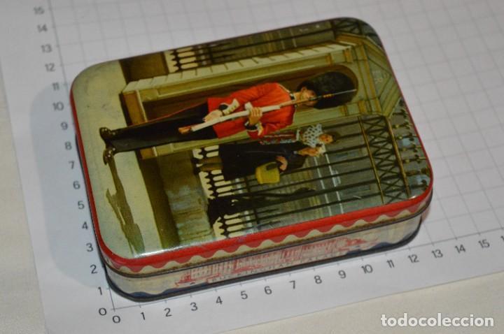 Cajas y cajitas metálicas: Inglesas 3 CAJAS / Cajitas HOJALATA LITOGRAFIADA - Antiguas, vintage/variadas ¡Mira fotos/detalles! - Foto 17 - 273729293