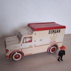 Cajas y cajitas metálicas: LATA DE EISMANN. Lote 276294198