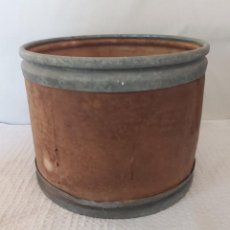 Cajas y cajitas metálicas: BOTE DE COLMADO. Lote 277147323