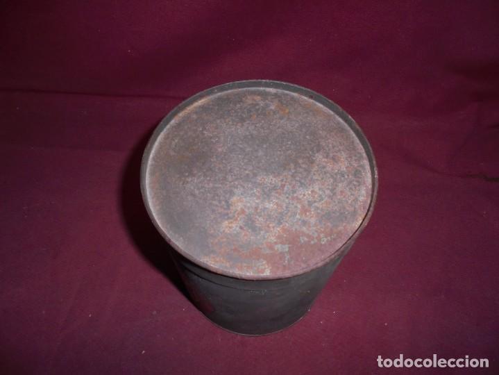 Cajas y cajitas metálicas: magnifica antigua lata litografiada A.LORAN,GASA ESTERILIZADA - Foto 4 - 277660643