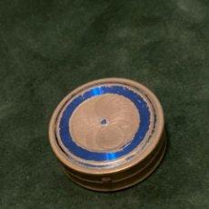 Cajas y cajitas metálicas: ANTIGUA CAJITA METÁLICA MARGARET ROSE ENGLAND INGLATERRA. Lote 285150223