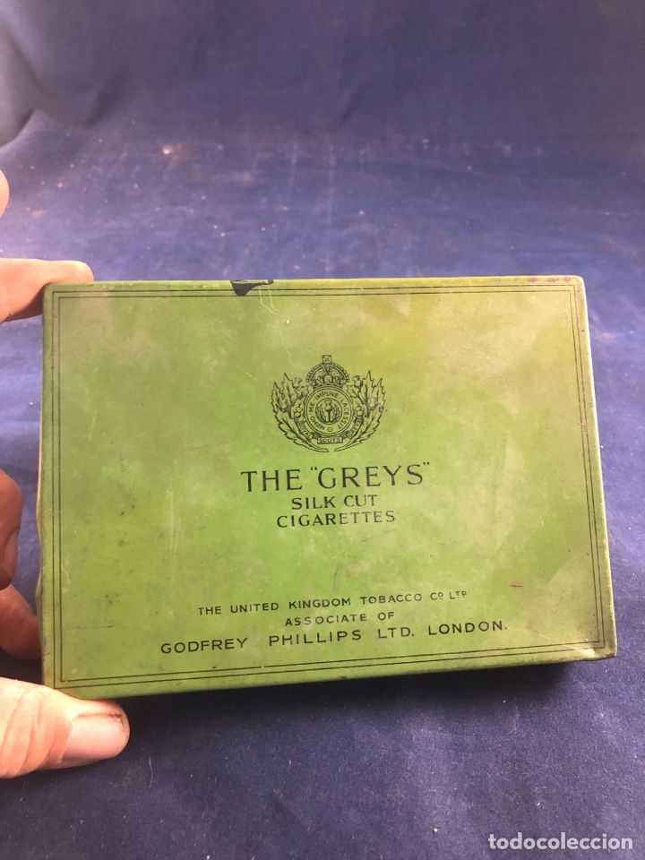 Cajas y cajitas metálicas: THE GREYS - Foto 2 - 285384668