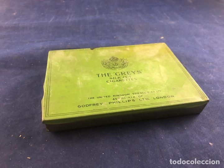 THE GREYS (Coleccionismo - Cajas y Cajitas Metálicas)