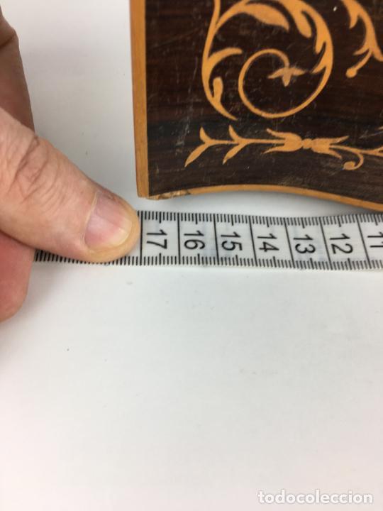 Cajas y cajitas metálicas: PRECIOSA CAJA BAUL COSTURERO FORRADO EN TERCIOPELO - Foto 12 - 286947078