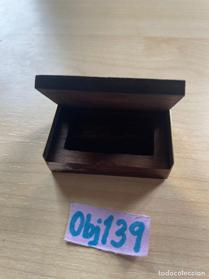 Cajas y cajitas metálicas: Caja de madera - Foto 2 - 287363813