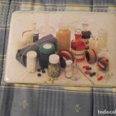 Cajas y cajitas metálicas: CAJA COLACAO BOTIQUIN. Lote 290119568
