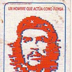 Coleccionismo Calendarios: CALENDARIO DE BOLSILLO DEL XXX ANIVERSARIO DE LA CAÍDA DEL CHE EN BOLIVIA.. Lote 902488