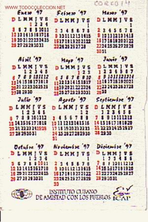 Coleccionismo Calendarios: - Foto 2 - 902488