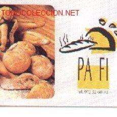 Coleccionismo Calendarios: 11-858. PAFI PANADERÍA AÑO 2002. Lote 3331101