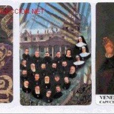 Coleccionismo Calendarios: 3 CALENDARIOS RELIGIOSOS. Lote 585924