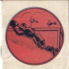 Coleccionismo Calendarios: ALMANAQUE CAMPEONATO DE LIGA 1946-47, 8,5X12 CM. Lote 25872180