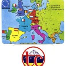 Coleccionismo Calendarios: LOTE DE CALENDARIOS PUBLICITARIOS.. Lote 4191364