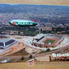 Coleccionismo Calendarios: CALENDARIO PROMOCIONAL DE FUJIFILM DEL AÑO 1992 . Lote 17394472
