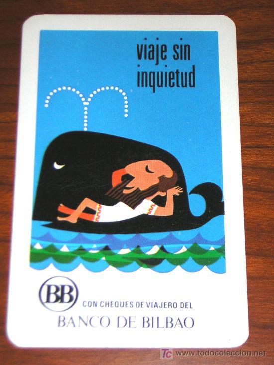 1970 - CALENDARIO H. FOURNIER - BANCO DE BILBAO (Coleccionismo - Calendarios)