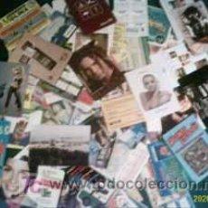Coleccionismo Calendarios: MÁS DE 1000 CALENDARIOS DE BOLSILLO PUBLICITARIOS. MÁS DE 100 DISTINTOS. DIFERENTES TAMAÑOS. Lote 7246152