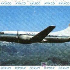 Coleccionismo Calendarios: CALENDARIO FOURNIER DE AVIACO. AÑO 1963.. Lote 26939999