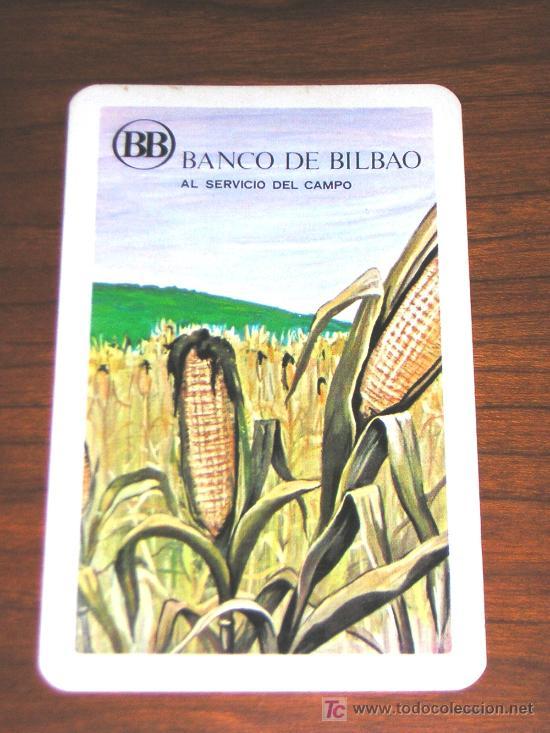 1971 - CALENDARIO H. FOURNIER - BANCO DE BILBAO (Coleccionismo - Calendarios)