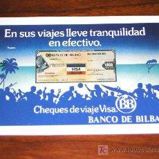 Coleccionismo Calendarios: 1982 - CALENDARIO H. FOURNIER - BANCO DE BILBAO. Lote 22824787
