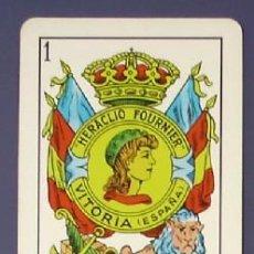 Coleccionismo Calendarios: CALENDARIO FOURNIER 1983.. Lote 50829098