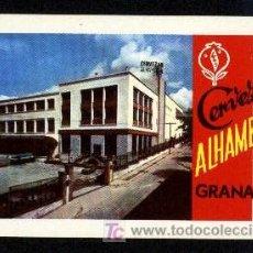 Coleccionismo Calendarios: CALENDARIO FOURNIER. CERVEZAS ALHAMBRA 1965.. Lote 23751311