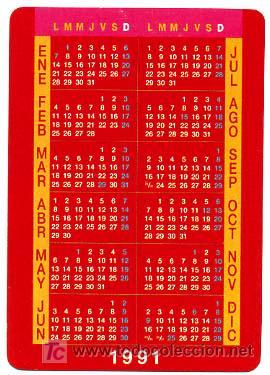 Coleccionismo Calendarios: CALENDARIO PUBLICIDAD FORTUNA , TABACO , 1991 , CAL1035 - Foto 2 - 17710387