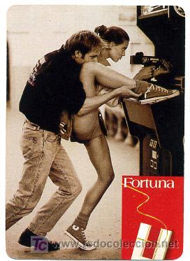 CALENDARIO PUBLICIDAD FORTUNA , TABACO , 1991 , CAL1035 (Coleccionismo - Calendarios)