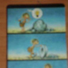 Coleccionismo Calendarios: CALENDARIO DE BOLSILLO AÑO 1987 LIBRERIA VID. Lote 5389147