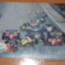 Coleccionismo Calendarios: CALENDARIO DE BOLSILLO AÑO 1986 FORMULA 1. Lote 5389154
