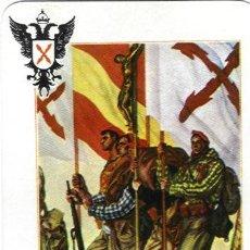 Coleccionismo Calendarios: CALENDARIO FOURNIER POR DIOS, LA PATRIA Y EL REY. AÑO 1965.. Lote 26988728