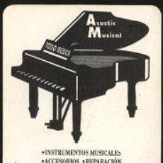 Coleccionismo Calendarios: CALENDARIO PUBLICITARIO 1997 . Lote 5833263