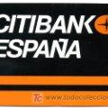 Coleccionismo Calendarios: CALENDARIO CITIBANK ESPAÑA , 1989 , CAL1112. Lote 26172553
