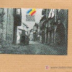 Coleccionismo Calendarios: BANC AGRICOL COMERCIAL D'ANDORRA. BANCO. ANDORRA. CALENDARIO BOLSILLO. CALENDARIOS.. Lote 26268652