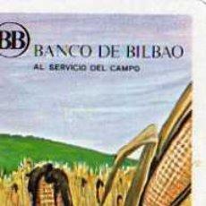 Coleccionismo Calendarios: CALENDARIO H. FOURNIER, BANCO DE BILBAO, 1971. Lote 7933855