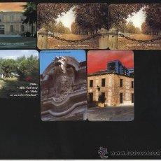 Coleccionismo Calendarios: LOTE 6 CALENDARIOS (2002-03-04-05-06). Lote 8243011