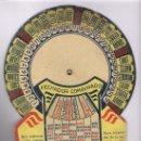 Coleccionismo Calendarios: CALENDARIO-FECHADOR AÑOS 1800 -- 2000. Lote 14935761