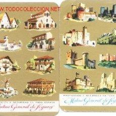 Coleccionismo Calendarios: 2 CALENDARIOS MUTUA GENERAL DE SEGUROS.1969 Y 1970. Lote 5699049