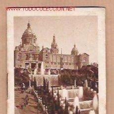 Coleccionismo Calendarios: ALMANAQUE DE 1930, TAMAÑO 6,40 X 9,70 CM.. Lote 26783065