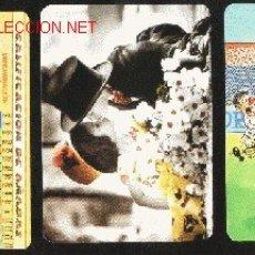 Coleccionismo Calendarios: 3 CALENDARIOS - 2000. Lote 2566104