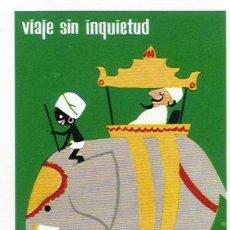 Coleccionismo Calendarios: CALENDARIO FOURNIER DEL BANCO DE BILBAO. AÑO 1971.. Lote 27068702