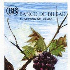 Coleccionismo Calendarios: CALENDARIO FOURNIER DEL BANCO DE BILBAO. AÑO 1970 (HF3).. Lote 26701954