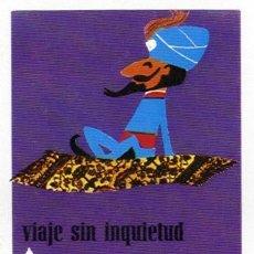 Coleccionismo Calendarios: CALENDARIO FOURNIER DEL BANCO DE BILBAO. AÑO 1969.. Lote 26513211