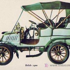 Coleccionismo Calendarios: CALENDARIO DE MANO AÑO 1970 - BOLIDE 1900 . Lote 11576332