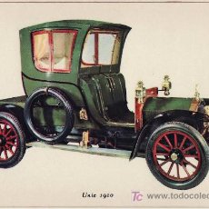 Coleccionismo Calendarios: CALENDARIO DE MANO AÑO 1970 - UNIC 1910 . Lote 11576338
