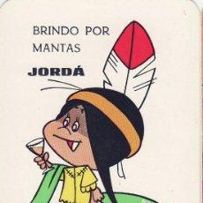 Coleccionismo Calendarios: CALENDARIO DE MANO AÑO 1970 - MANTAS JORDA . Lote 11576391