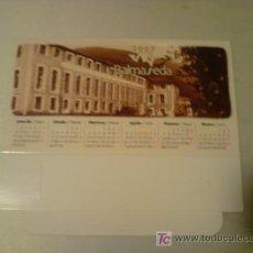 Coleccionismo Calendarios: CALENDARIO DE MESA BALMASEDA 2007. Lote 16721765