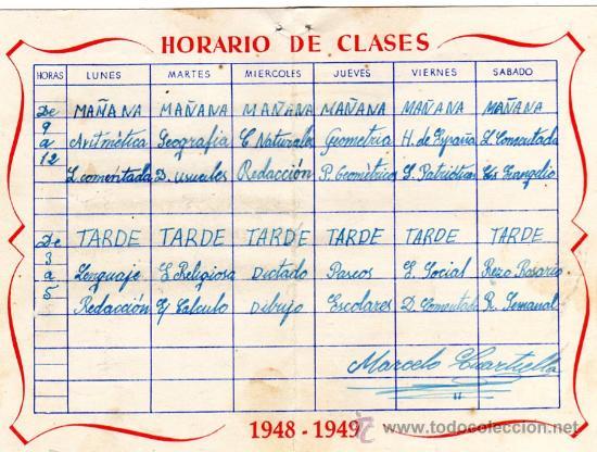 Calendario Escolar Barcelona.Calendario Escolar De Bolsillo 1948 1949 Librer Sold Through