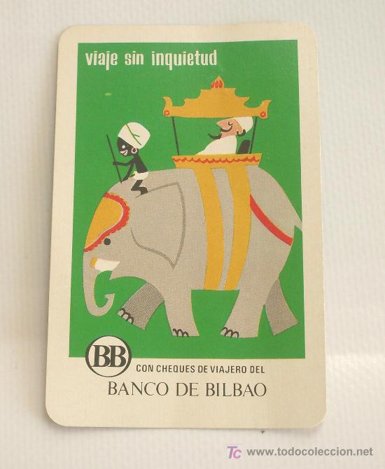 CALENDARIO FOURNIER. BANCO DE BILBAO. 1971. (Coleccionismo - Calendarios)