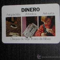 Coleccionismo Calendarios: 1975 - CALENDARIO H. FOURNIER - BANCO DE BILBAO. Lote 22482161